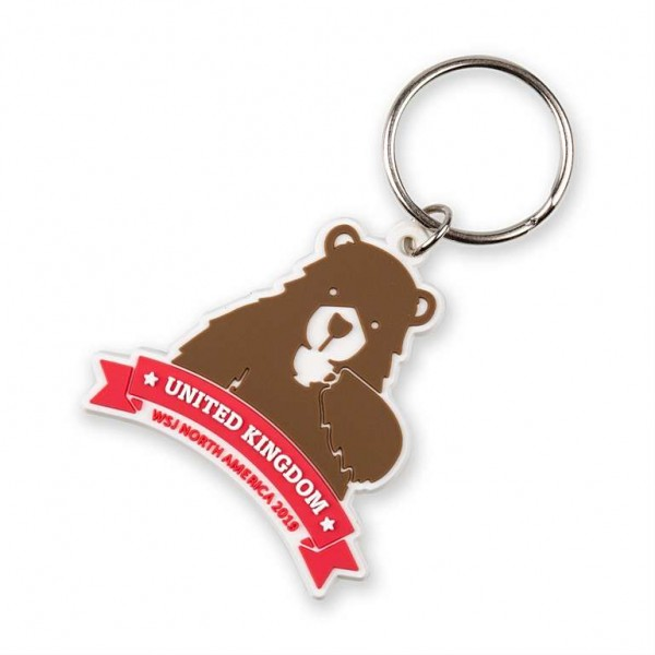24th World Scout Jamboree Keyring