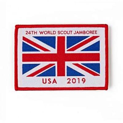 24th World Scout Jamboree badge