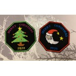 2020 Christmas Fun Badges