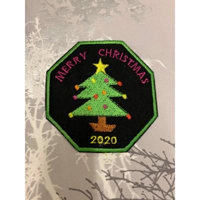 2020 Christmas Fun Badges