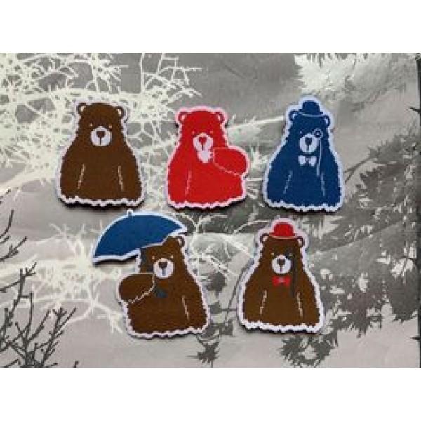 24th WSJ Mini Bears