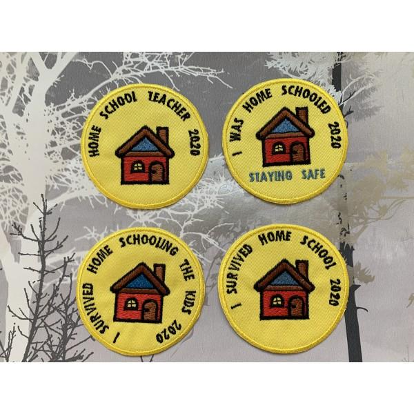 Home Schooled Badge