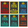Keep Calm Guiding Badges