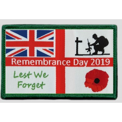 Remembrance Day Badge 2019- Please read description before ordering!
