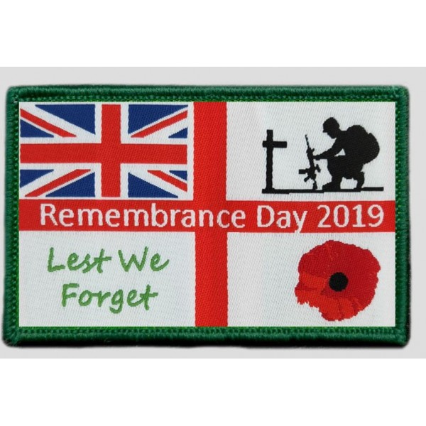 Remembrance Day Badge 2019