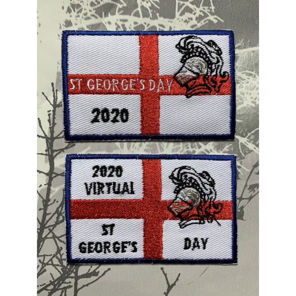 2020 St George's Day