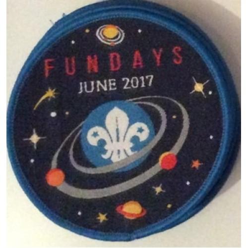 Fundays 2017 Badge