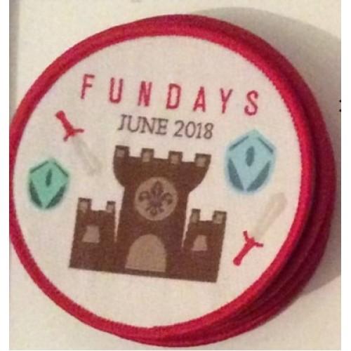Fundays 2018 Badge