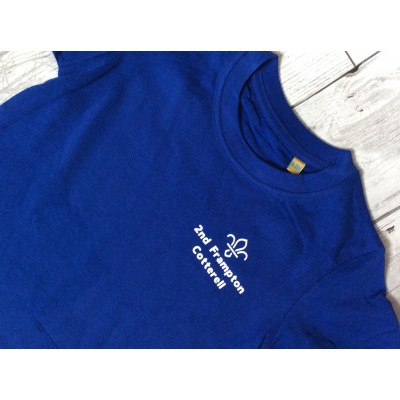 2nd Frampton Cotterell Adult T Shirt