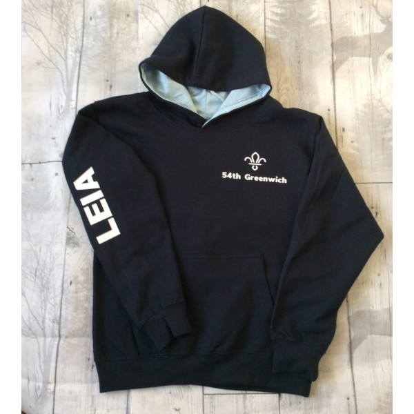 54th Greenwich Child Hoodie