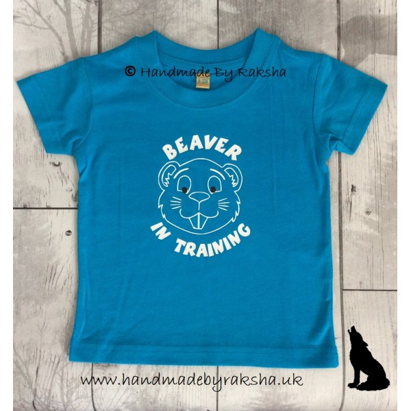 Beaver in Training T Shirt