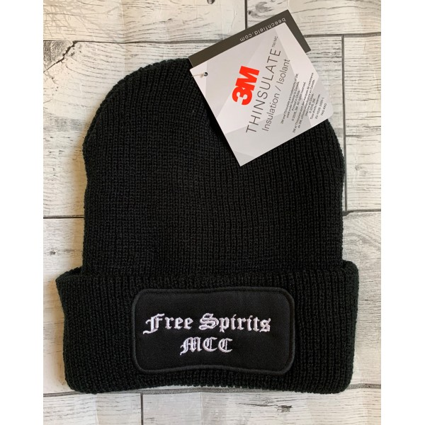 Free Spirits Beanie with Cuff