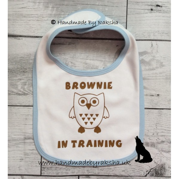 Brownie Bib