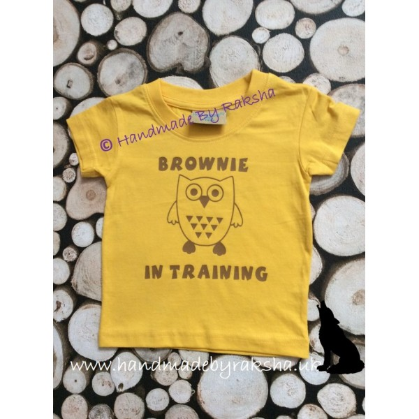 Brownie in Training T Shirt