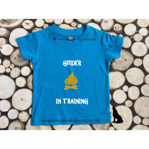 Guider in Training T Shirt