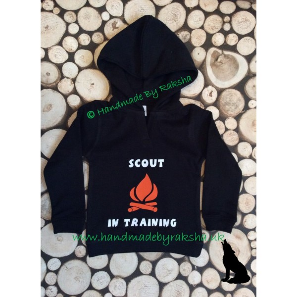 Scout in Training Hoodie