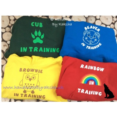 'In Training' Clothing