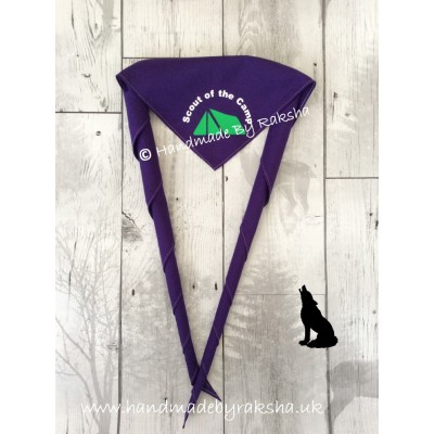 'Explorer of the Month/Term/Camp' Scarf
