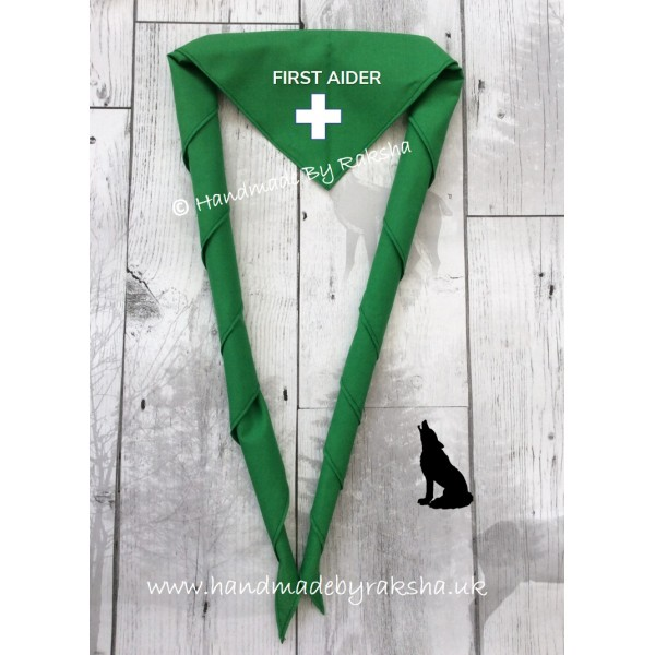 'First Aider' Scarf