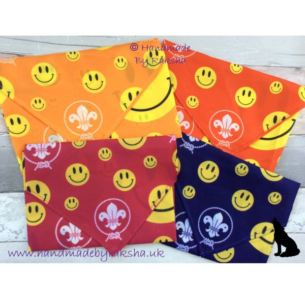 World Scout Fun Face Scarf